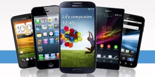 16GB ROM phones