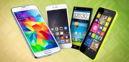16GB ROM phones hihi