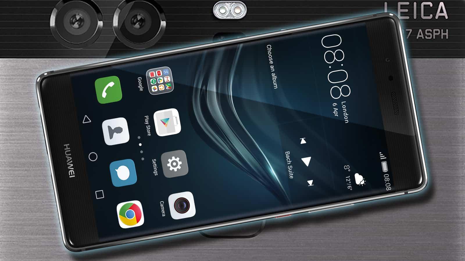 Huawei P9 Plus vs Xiaomi Redmi Pro