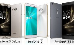 Zenfone 3 Price Revealed: Up to 6GB RAM/256GB Storage