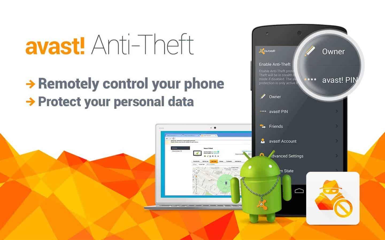 Anti-theft apps