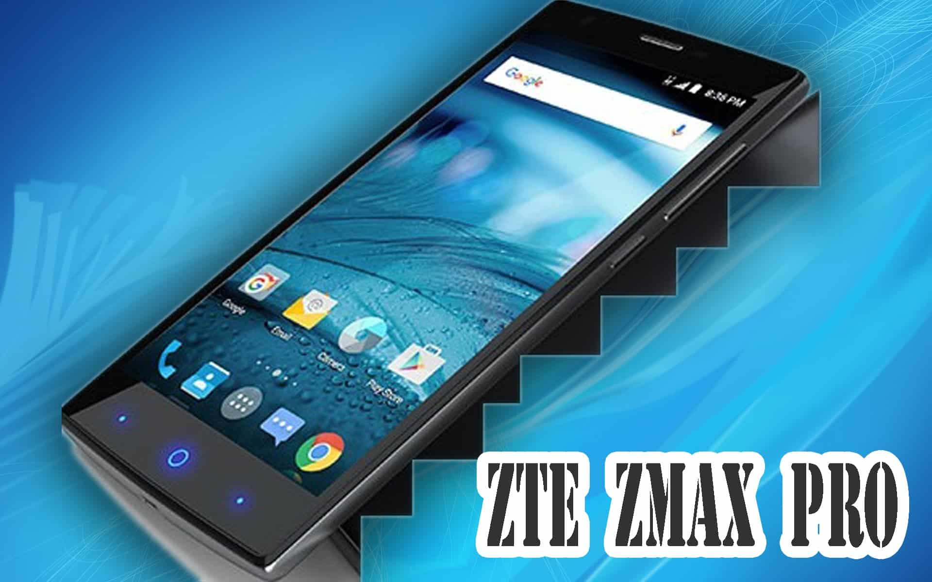 ZTE ZMax Pro vs ZTE Small Fresh 4