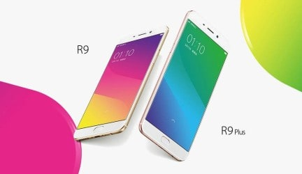Oppo R9 Plus VS Huawei Mate 8