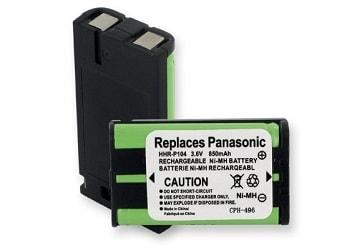 phone battery technologies nimh