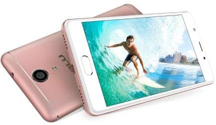 HTC Desire 10 Pro vs BLU Life One X2 hihihi