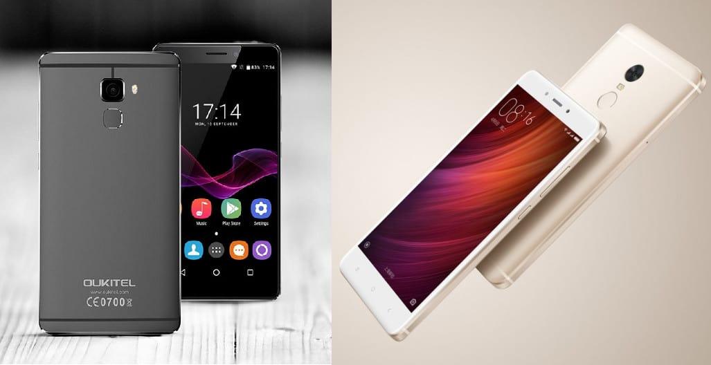 Pubg Hd Redmi Note 4: Oukitel U13 Vs Xiaomi Redmi Note 4: HD 5.5-inch, 3GB RAM