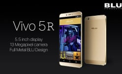 BLU Vivo 5R: 3GB RAM for affordable price