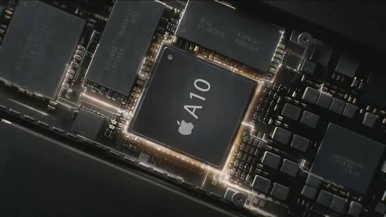 iPhone 7 benchmark