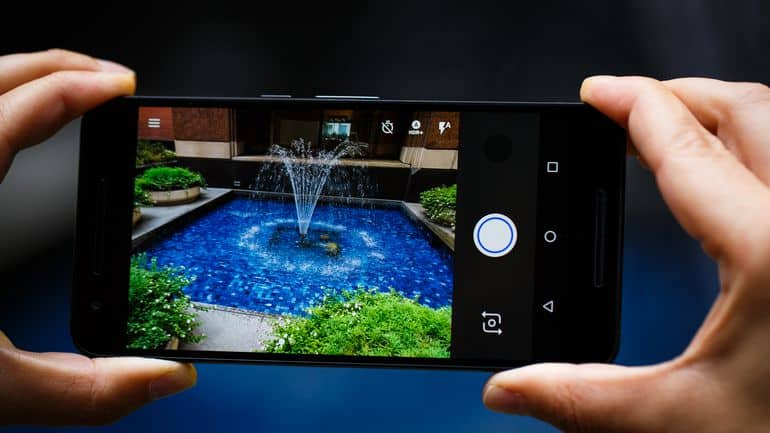 top Android smartphone for photography