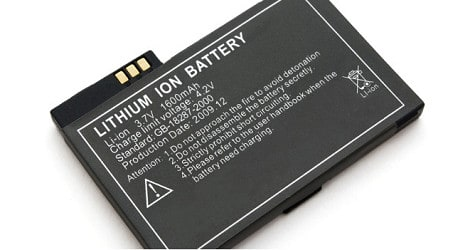 phone battery technologies lithium ion