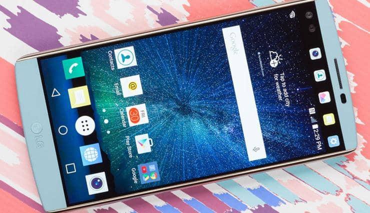 Quad HD smartphone
