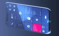 New Microsoft smartphone: 12MP cam, 5-inch screen