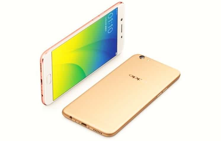 Oppo R9s vs Samsung Galaxy C7