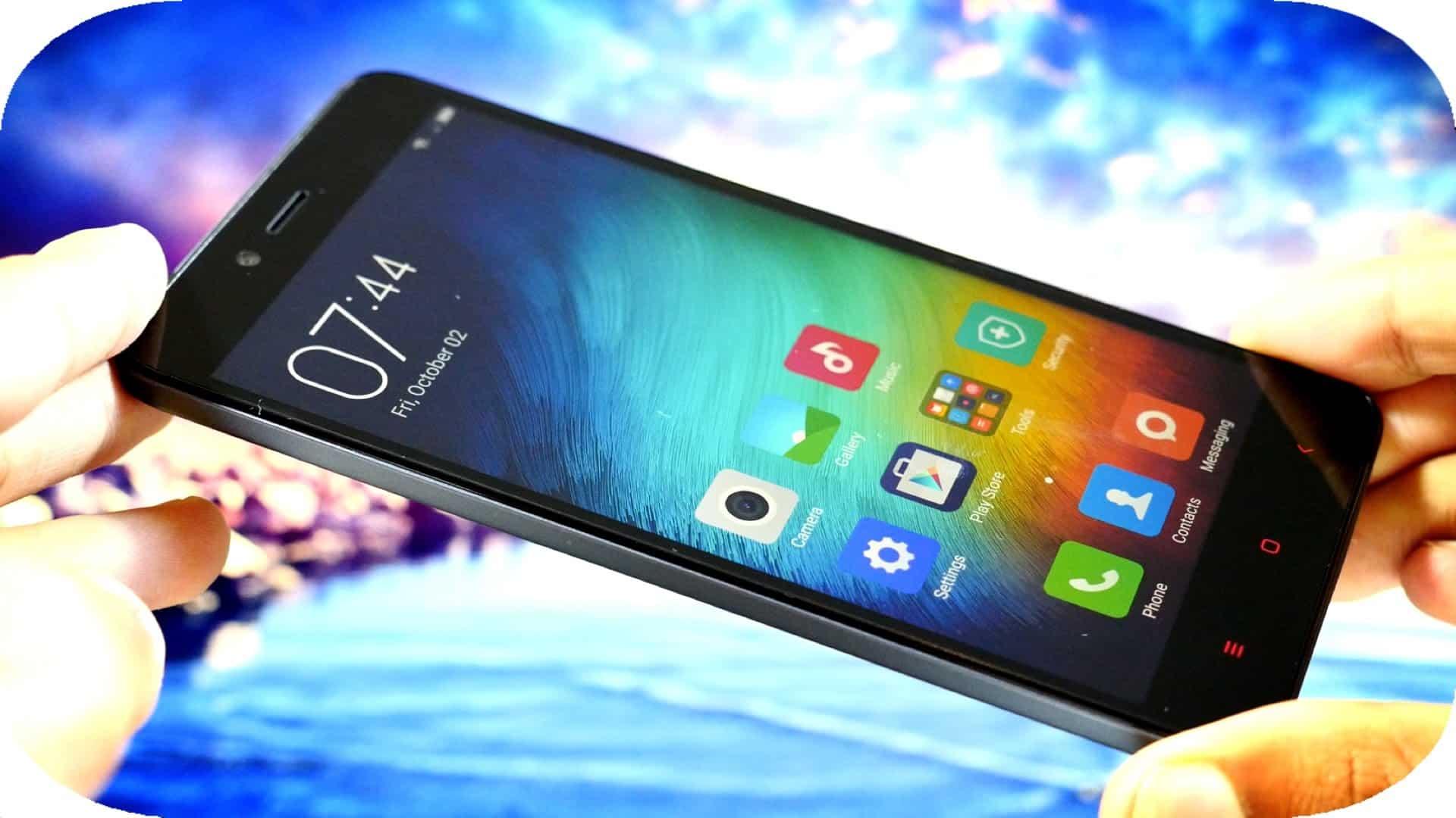 Xiaomi Redmi 3s Plus VS BLU Life One X2