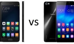 Huawei Honor 6x VS Xiaomi Mi 5c: October mid-range phone battle