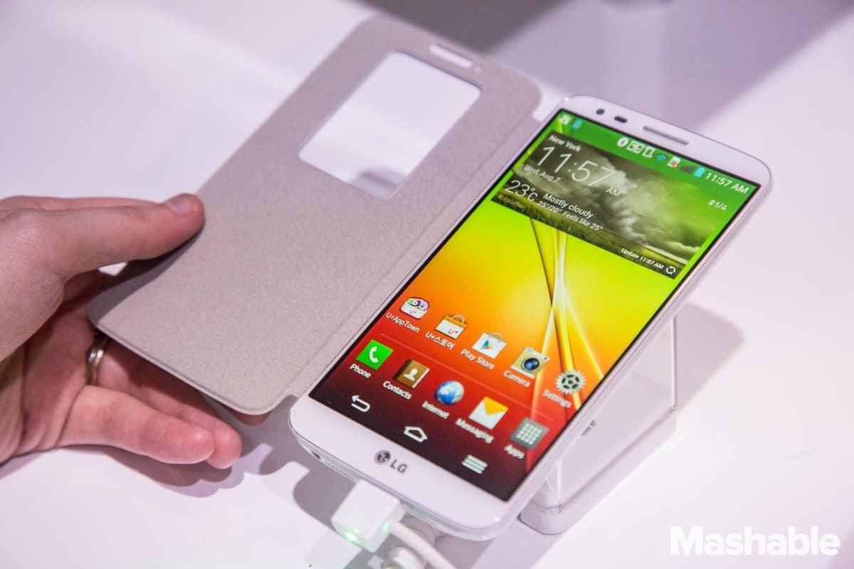 New LG U smartphone