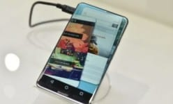 Sharp Corner R: New smartphone with gorgeous look!