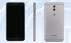 Gionee S9 and S9T received TENAA certification