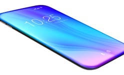 New Huawei phone: stunning bezel-less design