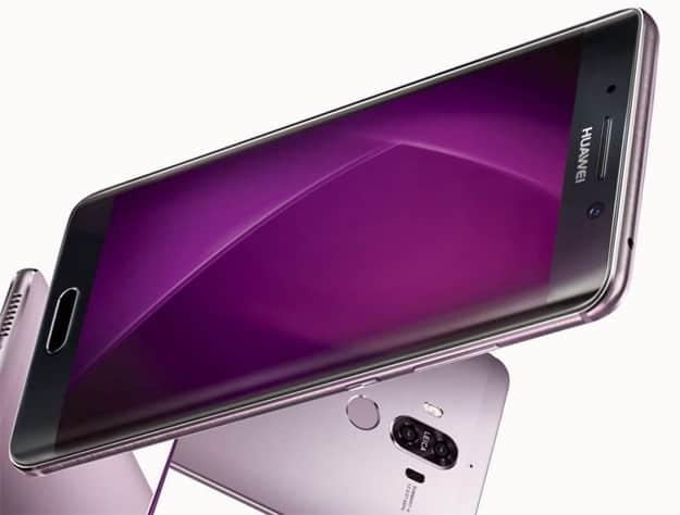 huawei smartphones huawei-mate-9-pro