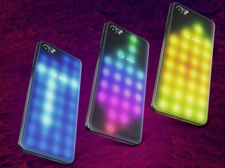 Alcatel A5 LED 2