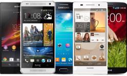 Best Looking Smartphones in February