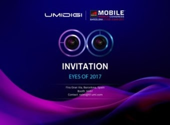 UMIDIGI Z Pro to launch at MWC: Dual Camera, Deca-core