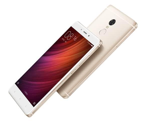 Xiaomi Redmi Note 4X Announced 4GB RAM 4000mAh