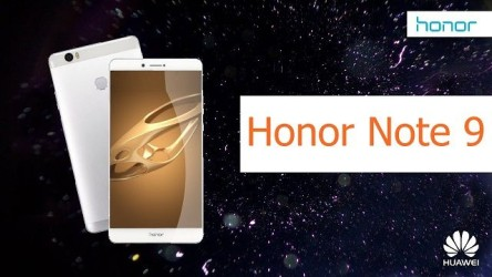 Honor Note 9