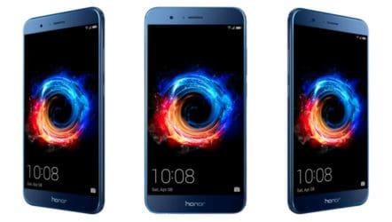 Honor 8 Pro vs Xiaomi Mi 6 Plus