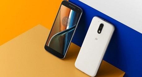 New Moto phone