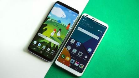LG G7 vs LG V30