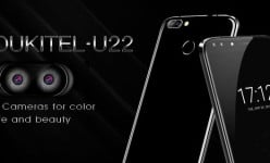 Oukitel U22: 4 camera lenses, 5.5″ HD screen