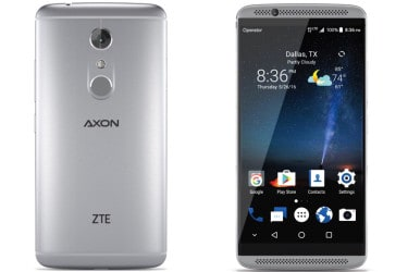 ZTE-Axon- 7 Best smartphones with huge storageMINI Silver