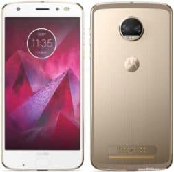 Motorola Moto Z2 phone