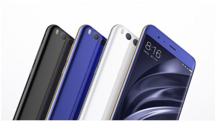 Xiaomi Mi 7 vs