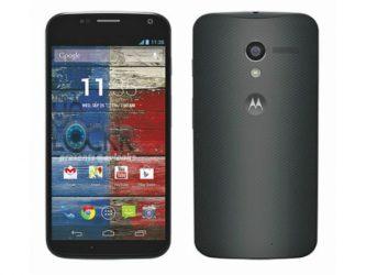Motorola Moto X4 phone