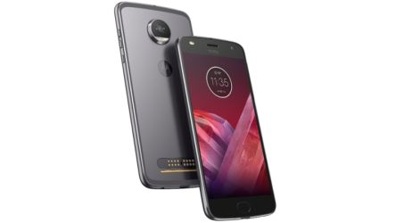 Moto Z2 Play launches