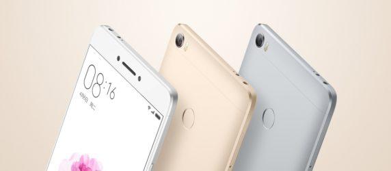 Xiaomi Mi 5X phone