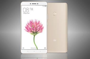 Xiaomi Mi Max 2 vs