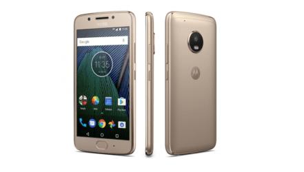Motorola Moto G5S Plus variants