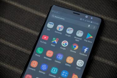 Samsung Galaxy Note 8 comes