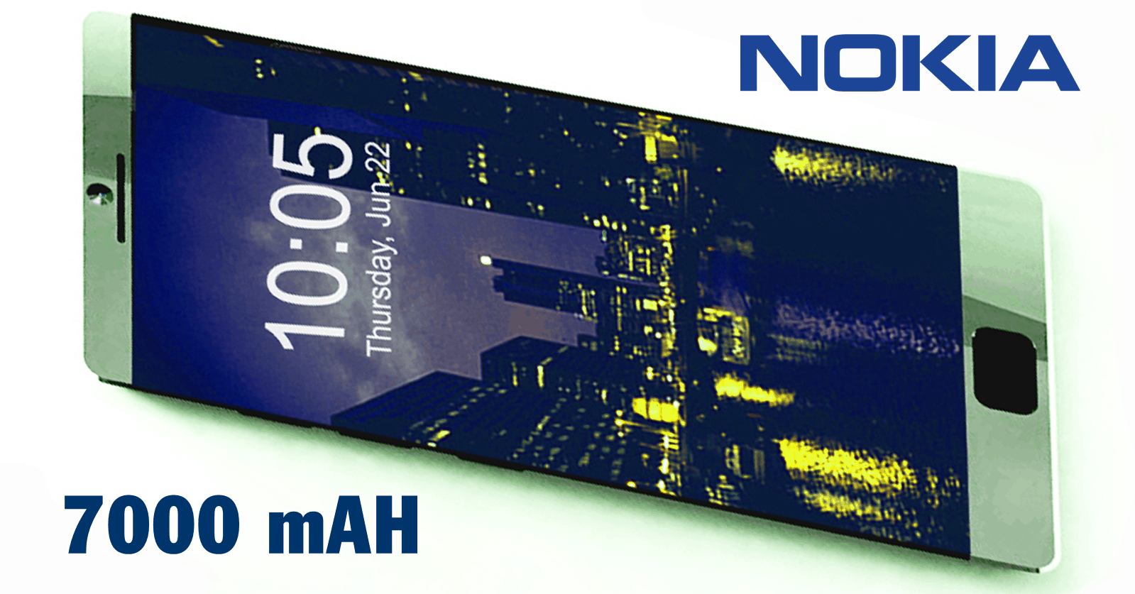 Nokia Note Max 2019 10gb Ram 42mp 7000mah Battery More