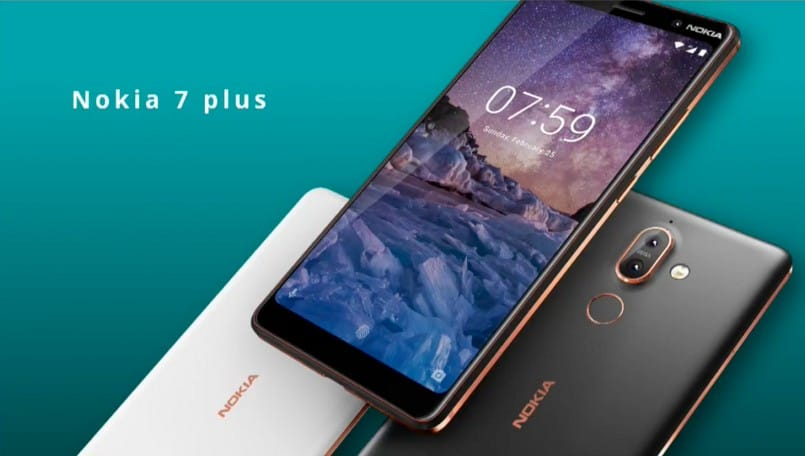 Nokia 7 Plus Review 3000mah Battery Classy Design With A
