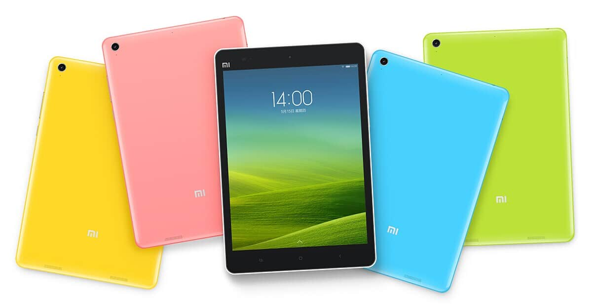 I Pad 2 is The First Tablet Xiaomi
