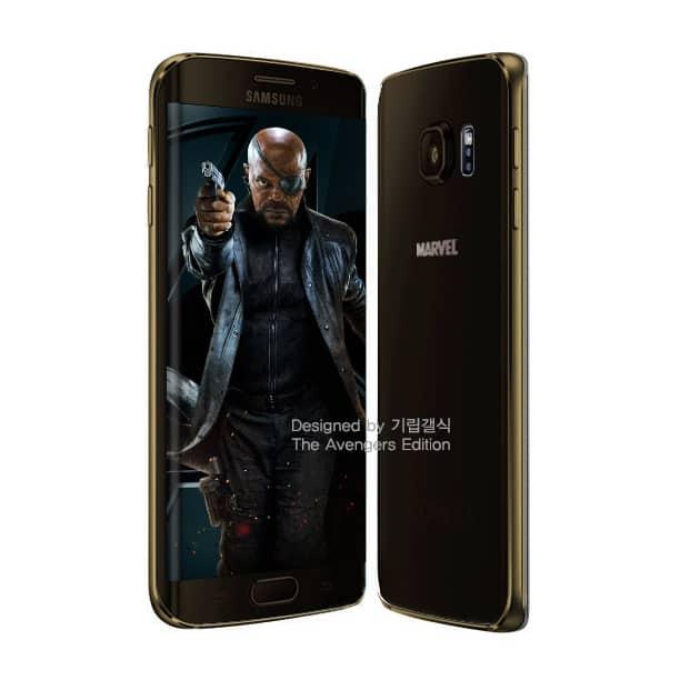 Samsung Galaxy S6 Avengers versions 3