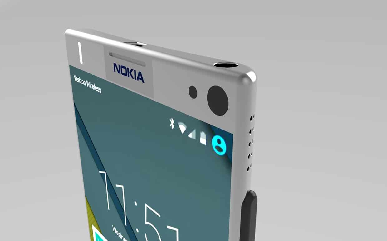 Nokia is a Return Of The Brand In The Mobile Phone Market In Vista