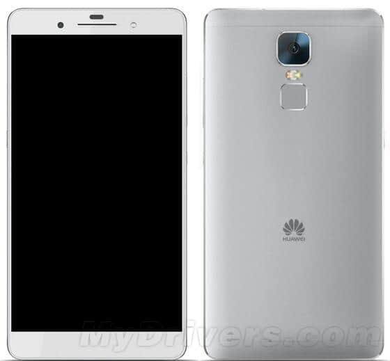 Huawei Mate 8: First Presumed Processor Render and Kirin 950
