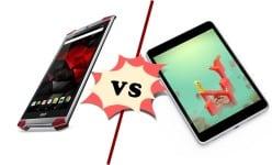 Acer Predator 6 VS Nokia N1: Gaming phablet VS Legend tablet