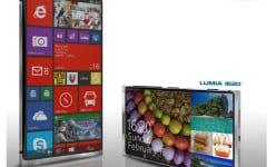 Nokia Lumia 1620 concept: 4k video, 20MP